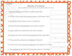 Halloween 7 Cast by Savvy In Second Halloween Literacy Centers
