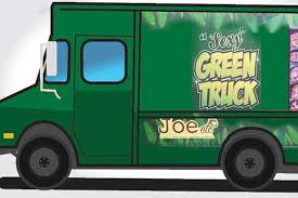 100 Green Food Truck Stop Sexy