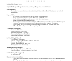 Banquet Server Resume Lovely Fast Food Examples Luxury Fastod Worker Cover Letter Business Of 18
