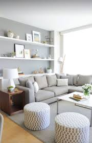 Living Room Corner Shelving Ideas by Inspiring Living Room Corner Ideas White Stripes Wall White Couch
