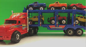 Monster Truck Hauler Hauls 6 Six 4x4 Monster Truck Toys And ... 165 Alloy Toy Cars Model American Style Transporter Truck Child Cat Buildin Crew Move Groove Truck Mighty Marcus Toysrus Amazoncom Wvol Big Dump For Kids With Friction Power Mota Mini Cstruction Mota Store United States Toy Stock Image Image Of Machine Carry 19687451 Car For Boys Girls Tg664 Cool With Keystone Rideon Pressed Steel Sale At 1stdibs The Trash Pack Sewer 2000 Hamleys Toys And Games Announcing Kelderman Suspension Built Trex Tonka Hess Trucks Classic Hagerty Articles Action Series 16in Garbage