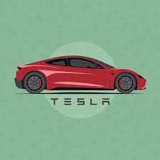 A Brief History Of Tesla Motors Jacit Ltd Web Design Digital