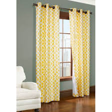 Bed Bath And Beyond Pink Sheer Curtains by Buy Yellow Window Curtains From Bed Bath U0026 Beyond