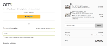 OTTY Discount Codes And Coupons November 2019   Finder Ireland Anthropologie Promo Code Shoes Westjet Coupon 2019 July What Is The Honey Extension And How Do I Get It Ebay Kicks Off Early Black Friday Deals With 20 Top Express Den Discount Barnes Ebay Coupons Today Drysdales Free Voucher Codes Reel Cinema Redemption Ebay Vitamine Shoppee Tire Deal Rothys Podcast Gift Card How To Shogun Audio Woodcraft Shipping Free Coupon Code To Get Gift Card