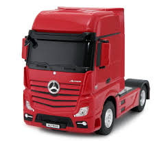Ricco RC74920 Genuine Licensed 1: 26 Mercedes-Benz Actros Trailer ...