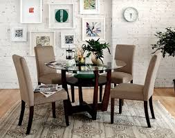 Value City Kitchen Table Sets by The Alcove Collection Beige Value City Furniture