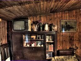 rustikales wohnzimmer hdr rustikales hdr bild eines wohn
