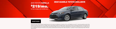 Gray-Daniels Toyota | Toyota Dealership In Brandon, MS Near Jackson