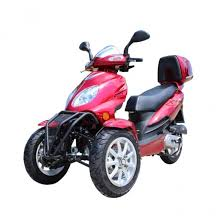 Motor Trike Scooter 50cc For Adults