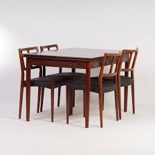 Danish Dining Table From The 1960s Made Of Rosewood | Vintage Furniture 1960s Ding Room Table Chairs Places Set For Four Fringed Stanley Fniture Ding Chairs By Paul Browning Set Of 6 For Proper Old Room Tempting Large Chair Pads As Well Broyhill Newly Restored Vintage Aptdeco Four Rosewood Domino Stildomus Italy Ercol Ding Room Table And 4 Chairs In Cgleton Cheshire Teak Table Greaves Thomas Mid Century Duck Egg Green Bernhardt Modern Walnut Brass Lantern Antiques Niels Otto Mller Two Model No 85 Teak