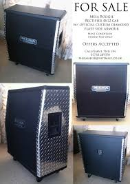 Mesa Boogie Cabinet 4x12 by The Boogie Board U2022 View Topic Fs Rectifier 4x12 Cab With
