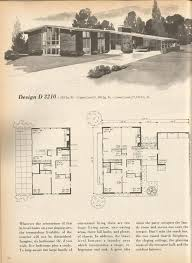 The Retro Home Plans by 1039 Best Mid Century Home Plans Images On Vintage