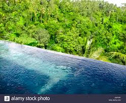 100 Hanging Gardens Bali Ubud Stock Photos