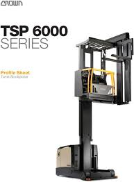 TSP 6000 SERIES. Profile Sheet. Turret Stockpicker - PDF Crown Tsp 6000 Series Vna Turret Lift Truck Youtube 2000 Lb Hyster V40xmu 40 Narrow Aisle 180176turret Trucks Gw Equipment Raymond Narrow Aisle Man Up Swing Reach Turret Truck Forklift Crowns Supports Lean Cell Manufacturing Systems Very Narrow Aisle Trucks Filejmsdf Truckasaka Seisakusho Right Rear View At Professional Materials Handling Pmh Specialists Fl854 Drexel Slt30 Warehouselift Side Turret Truck Crown China Mima Forklift Photos Pictures Madechinacom