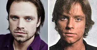 Sebastian Stan Looks Just Like Mark Hamill