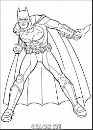 Brilliant Batman Coloring Pages To Print With And Robin Lego