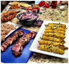 Housewarming Bbq Party Ideas Sprouts For Breakfast The Mexican Series Rhca Spread Itus