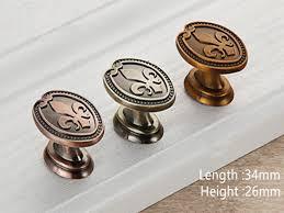 badezimmer küchen schrank türgriffe für möbel verziert