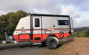 Off Road Travel Trailer Compact Rugged Caravan Home Improvement Trailers Canada