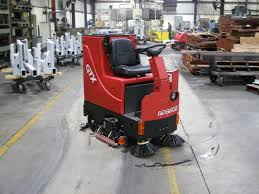Commercial Floor Scrubbers Machines by Industrial Floor Cleaning Machines Refurbished Floor Cleaning