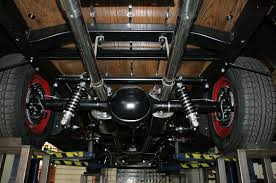 TCI Chevy Truck Suspensions - Quality Doesn't Cost. It Pays