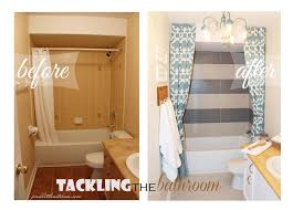 Before And After Transformation Bathroom