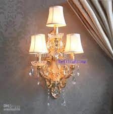 wall mounted chandelier lighting modern wall l home