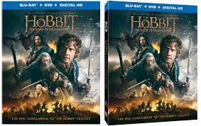 Roseanne Halloween Episodes Dvd by Hobbit The Battle Of The Five Armies U0027 Blu Ray Release Date