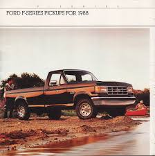 1988 Recreation Vehicles Ford Truck Sales Brochure | Ford F-150 1988 ... Used Cars For Sale Galena Truck Sales Thiel Center Inc Pleasant Valley Ia New Trucks Pickup Cost Big Bucks But Keep Plowing Ahead Moov 2015 Ford F150 Lariat Edmton Signature October 2012 Canada And Minivan Gcbc Heres How Many Ranger Needs To Sell Retake The 2014 Proving To Be Bumper Year Us Car Sales Japan Times Automotive Portales Nm Plaistow Nh Leavitt Auto August In America Visa Rentals Stock Photos Images Alamy
