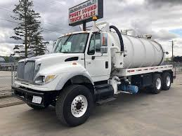 2004 International 7600 Sewer / Septic Truck For Sale, 102,143 Miles ...