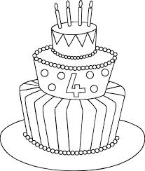 50 Elegant Wedding Cake Clipart Black and White