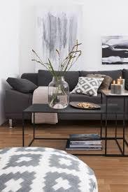 welches wohnzimmer sofa passt zu ihrem anthrazit sofa