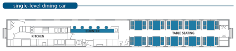 Does Amtrak Trains Have Bathrooms by Onboard The Train Amtrak Vacations