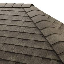 gaf timbertex weathered wood hip and ridge shingles 20 linear ft