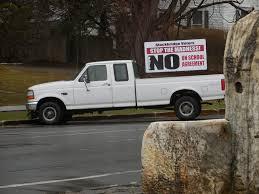 100 Truck Sign Mystery Solved Stockbridge Trucksign Owner Unmasked