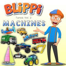 The Garbage Truck Song By Blippi (Children's) - Pandora