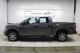 Pre-Owned 2014 Ford F-150 4WD SuperCrew 145 STX Crew Cab Pickup In ... 2014 F150 35l Ecoboost Information Specifications Ford Issues Recalls For Due To Brake Light And Seat 2013 Limited Autoblog Svt Raptor Special Edition Is A Snazzier Sand Tremor Review Preowned Lariat In Roseville P84575 Future Used 4 Door Pickup Lloydminster Ab 18t195a Bangshiftcom 4wd Supercab 145 Stx Truck Extended Cab Standard F250 Super Duty Overview Cargurus