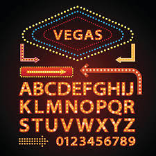 Royalty Free Las Vegas Clip Art Vector & Illustrations