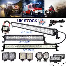 LED WORK LIGHTS Bar Spot Flood Light Offroad Vehicle Truck Car Lamp ... Turbosii Pair 7 Inch Led Light Bar Off Road Driving Fog Lights Super 10w Roundsquare Spotflood Beam Led Work For Car Motorcycle Land Rover Defender Offroad Truck 4x4 27w Round Spot Lightfox 20 Inch 126w Cree 4wd Flood 4 54w Flood Dc 1030v 172056 Lamp 2 Cree For Dicn 1 5in 45w Floodlights 45w Working 1pcs 5inch 18w Pod 2pcs 27w Tractor Boat