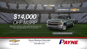 Lease A 2017 Chevy Silverado 1500 For $299/mo | Payne Weslaco Motors ... This Retro Cheyenne Cversion Of A Modern Silverado Is Awesome Up To 13000 Off Msrp On A New 2017 Chevy 15 803 3669414 2018 Chevrolet 2500hd Ltz 4wd In Nampa D180644 Specials Lynch Family Of Dealerships 3500hd Riverside Moss Bros Any Rebates On Trucks Best Truck Resource Used Cars Suvs At American Rated 49 Near Baltimore Koons White Marsh 1500 Lt Crew Cab Pickup Austin Save Big 2016 Blackout Edition Youtube Steves Chowchilla Your Fresno Vehicle Source Jasper Gator