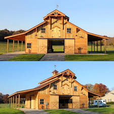 Hansen Pole Buildings Offer Many Designs For Different Types Of