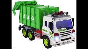 100 Garbage Truck Tab Wolvol Friction Powered Now On Amazon YouTube
