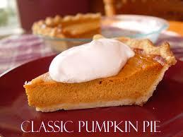 Epicurious Pumpkin Pie by Creamy Pumpkin Pie And Classic Pumpkin Pie