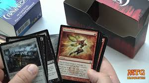 mtg return to ravnica event deck wrack and rage opening review