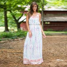 online cheap country style summer dress 2015 women print