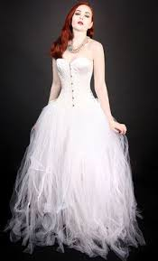 CHAMPAGNE WEDDING GOWN vintage wedding dress with victorian corset