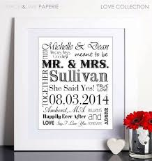 Wedding Statistics Marriage Sign Decor By LemonLimePaperie 900