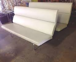 Eames Compact Sofa Herman Miller by Sofa Couches U0026 Chairs Collection On Ebay