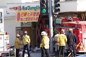 15 Injured After Fire Engine Crashes Into Monterey Park Restaurant ... Los Angeles Truck Accident Attorney Angeles And Delivery Van Lawyer David Azi Call Or Dump Free Case Review 247 Driver In Serious Cdition After Truck Flies Off 110 Freeway When To Hire A Motorcycle Mova Law Group Injury How Motorcyclists Can Avoid Accidents Source Ucktrailer Accident Immigration Need A Auto Tractor Trailer
