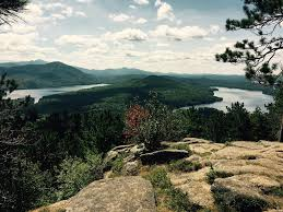 Silver Lake Mountain Trail New York